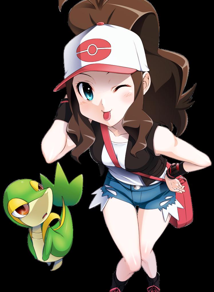 Pokemon - Pokemon noir et blanc personnage ...